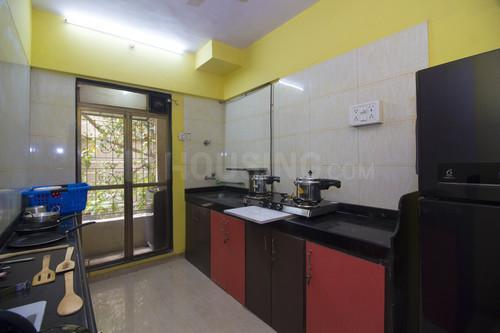 Kitchen Image of Ganeshraje Bhosale's Nest in Kandivali West
