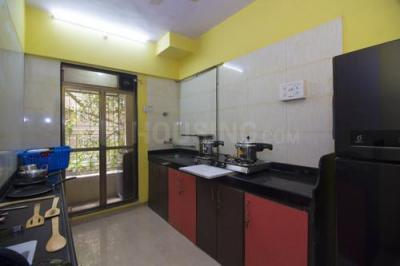 Kitchen Image of Ganeshraje Bhosale's Nest in Kandivali West