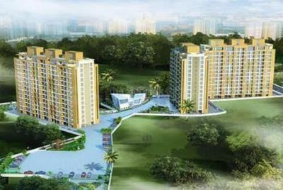 Gallery Cover Image of 956 Sq.ft 2 BHK Apartment for buy in Basudeo Arked, Mira Road East for 8800000