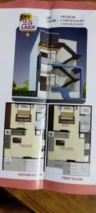 Gallery Cover Image of 305 Sq.ft 2 BHK Villa for buy in Makadwali for 2500000