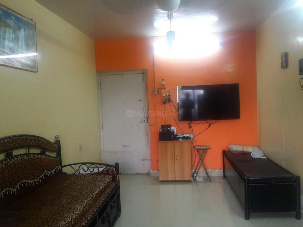 Living Room Image of 558 Sq.ft 1 BHK Apartment for buy in Wadala for 13000000