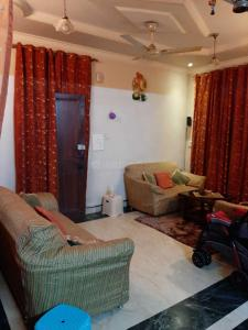 Gallery Cover Image of 850 Sq.ft 2 BHK Independent Floor for rent in Hari Nagar for 22000