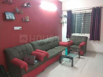 Gallery Cover Image of 1700 Sq.ft 3 BHK Apartment for buy in Dhakoli for 5100000