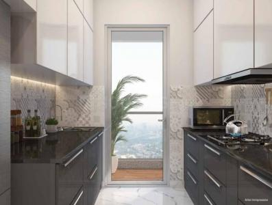 Gallery Cover Image of 787 Sq.ft 1 BHK Apartment for buy in Thane West for 9200000