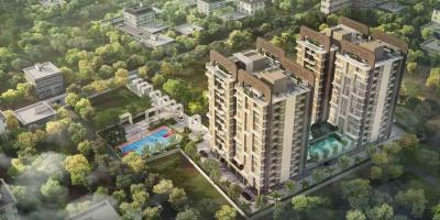 Gallery Cover Image of 677 Sq.ft 2 BHK Apartment for buy in Tollygunge for 5600000