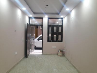 Gallery Cover Image of 495 Sq.ft 1 BHK Independent Floor for buy in Hari Nagar for 3100000