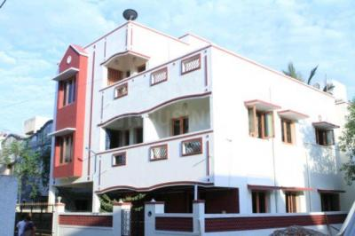Gallery Cover Image of 800 Sq.ft 2 BHK Independent Floor for rent in Neelankarai for 13500