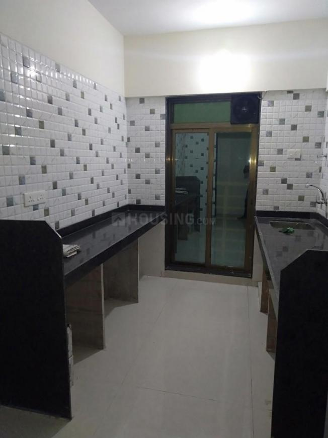 Kitchen Image of 650 Sq.ft 1 BHK Apartment for rent in Govandi for 33000