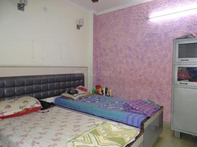 Bedroom Image of Kiran PG in Dwarka Mor