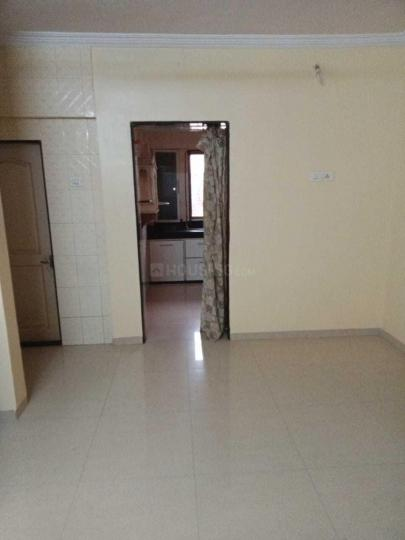 Living Room Image of 500 Sq.ft 1 BHK Independent Floor for rent in Kharghar for 30000