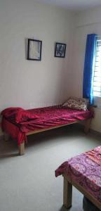 Bedroom Image of Cbr PG in Marathahalli