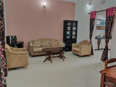 Gallery Cover Image of 1560 Sq.ft 2 BHK Apartment for rent in S K Shekhar Enclave, Sanchar Nagar Main for 17000