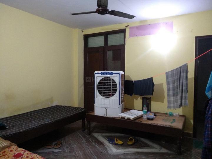 Bedroom Image of Sanoj PG in Chhattarpur