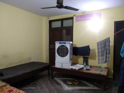 Bedroom Image of Sanoj PG in Chhattarpur