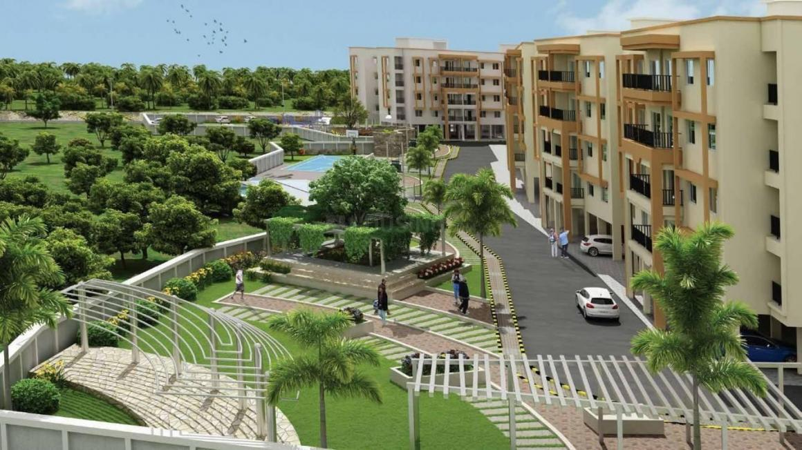 Building Image of 886 Sq.ft 2 BHK Apartment for buy in Selvapuram South for 4162000