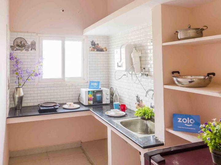 Kitchen Image of Zolo Bohemia in Thoraipakkam