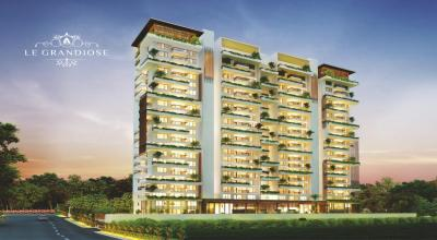 Gallery Cover Image of 2804 Sq.ft 3 BHK Apartment for buy in Sri Aditya Le Grandiose, Jubilee Hills for 32246000