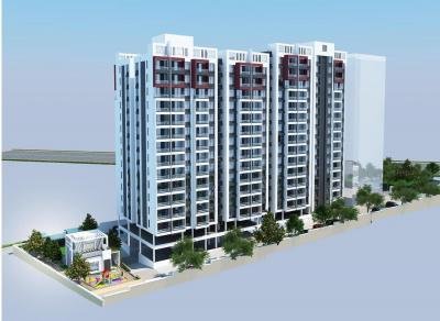 Gallery Cover Image of 859 Sq.ft 2 BHK Apartment for buy in Ravet for 4800000