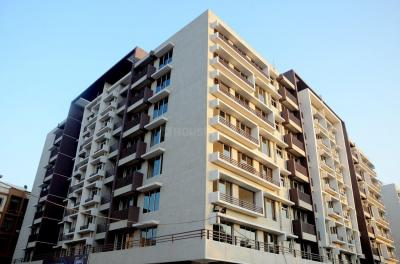 Gallery Cover Image of 1110 Sq.ft 3 BHK Apartment for rent in Thakur Galaxy Apartments, Boisar for 10000