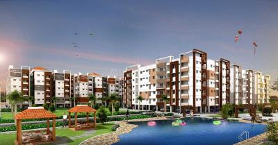 Gallery Cover Image of 661 Sq.ft 1 BHK Apartment for buy in Allapuram for 1650000