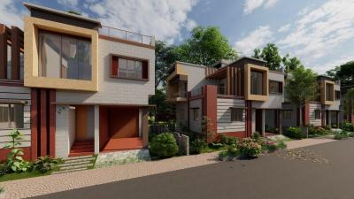 Gallery Cover Image of 1335 Sq.ft 3 BHK Villa for buy in Joka for 3690000