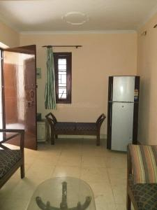 Gallery Cover Image of 600 Sq.ft 1 RK Apartment for rent in Milap Apartments, Paschim Vihar for 16000