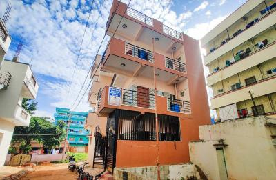 Gallery Cover Image of 300 Sq.ft 1 BHK Independent House for rent in R.K. Hegde Nagar for 10000