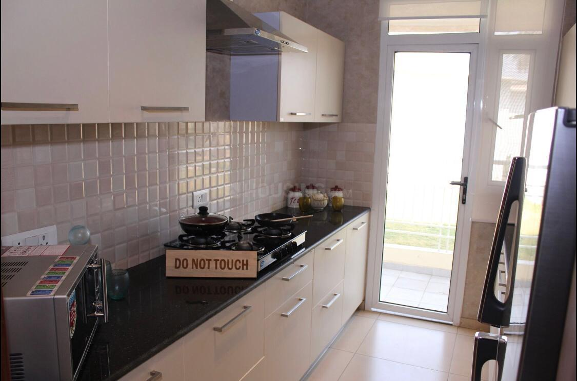 Kitchen Image of 1475 Sq.ft 3 BHK Apartment for buy in Gazipur for 6342500