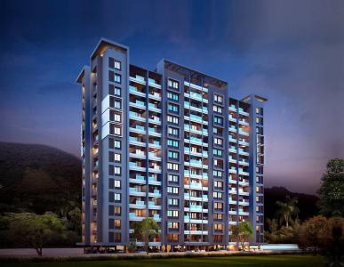 Gallery Cover Image of 585 Sq.ft 1 BHK Apartment for buy in Hinjewadi for 3300000