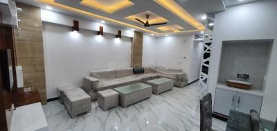Gallery Cover Image of 2450 Sq.ft 3 BHK Apartment for rent in CGHS Chitrakoot Dham, Sector 19 Dwarka for 70000