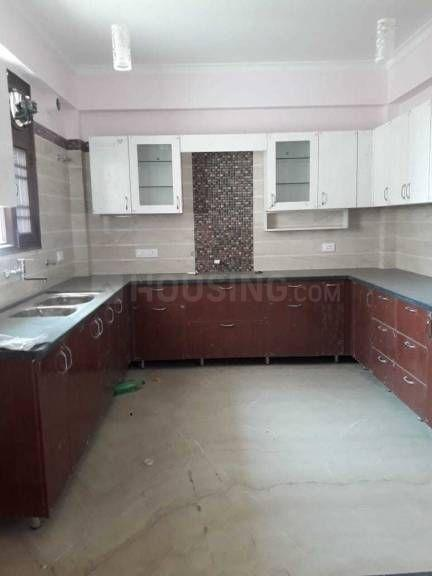 Kitchen Image of 1455 Sq.ft 3 BHK Independent House for buy in Green Field Colony for 6550000