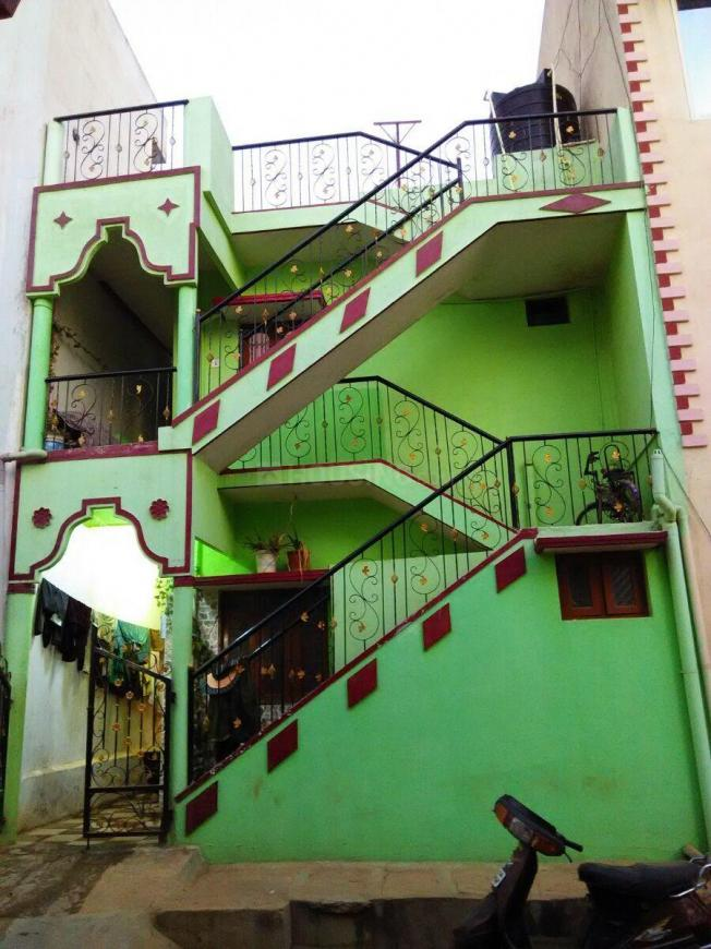 Building Image of 800 Sq.ft 2 BHK Independent House for rent in Abbigere for 7500
