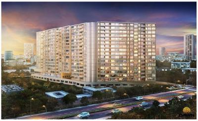 Gallery Cover Image of 1275 Sq.ft 2 BHK Apartment for rent in Chembur for 45000