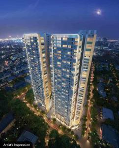 Gallery Cover Image of 1276 Sq.ft 3 BHK Apartment for buy in Sheth Beaumonte, Sion for 50200000