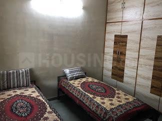 Bedroom Image of Apna Adda PG in Prahlad Nagar