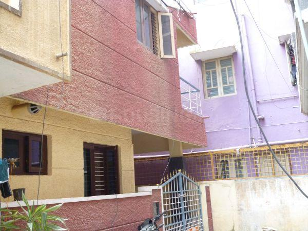 Building Image of 920 Sq.ft 2 BHK Independent Floor for buy in Ejipura for 12000000