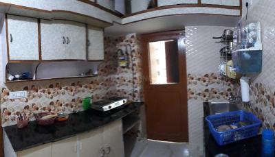 Kitchen Image of Manju PG in Sector 13 Rohini