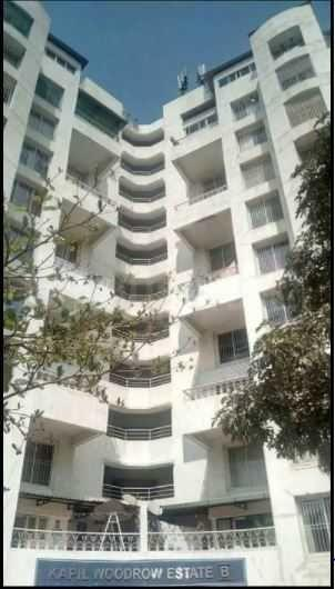 Building Image of 1047 Sq.ft 2 BHK Apartment for rent in Wanowrie for 18000