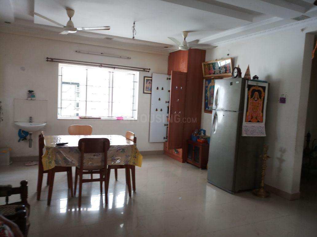 Living Room Image of 2200 Sq.ft 3 BHK Apartment for rent in Thoraipakkam for 39000