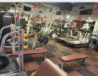 Gym Image of Aiips PG in Laxmi Nagar