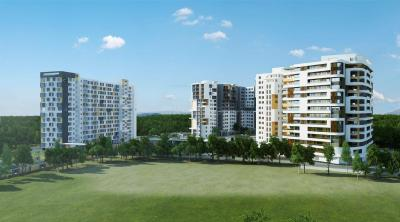 Gallery Cover Image of 1256 Sq.ft 2 BHK Apartment for buy in Casagrand ECR 14, Kanathur Reddikuppam for 5840400
