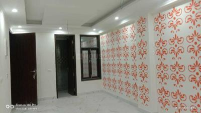 Gallery Cover Image of 895 Sq.ft 2 BHK Independent Floor for rent in Chhattarpur for 16000