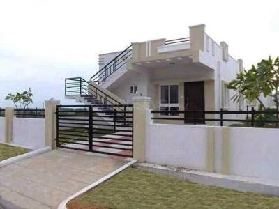 Gallery Cover Image of 1200 Sq.ft 2 BHK Independent House for buy in Kothur for 4600000