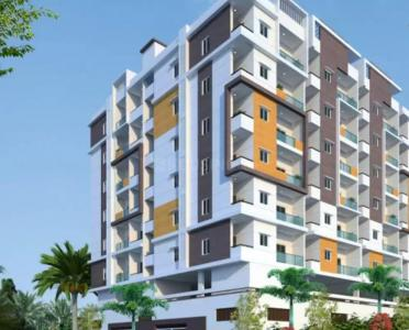 Gallery Cover Image of 1200 Sq.ft 2 BHK Apartment for buy in Manikonda for 4800000