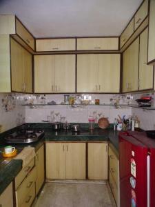 Kitchen Image of Rn PG in GTB Nagar