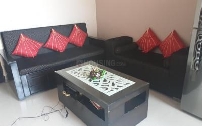 Gallery Cover Image of 850 Sq.ft 1 BHK Apartment for rent in Sector 120 for 17000