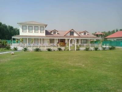 Gallery Cover Image of 1120 Sq.ft 3 BHK Villa for buy in Sector 150 for 4255022