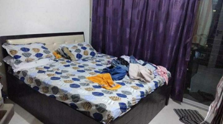 Bedroom Image of 1250 Sq.ft 2 BHK Apartment for rent in Ghansoli for 35000