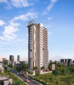 Gallery Cover Image of 600 Sq.ft 1 BHK Apartment for buy in Safal Ganga Smruti, Chembur for 9046296