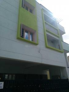 Gallery Cover Image of 800 Sq.ft 1 BHK Independent Floor for rent in NRI Layout for 80000